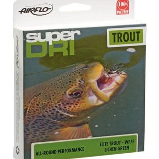 AIRFLO Super-Dri Elite Trout Fly Line