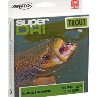 AIRFLO Super-Dri Elite Trout Fly Line