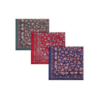 Barbour BARBOUR Paisley Handkerchiefs