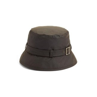 Barbour Barbour Kelso Wax Belted Hat