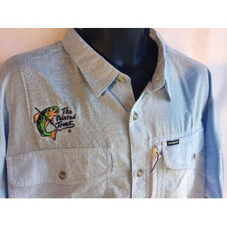 Patagonia Patagonia Men's The Painted Trout Logo Cayo Largo Shirt