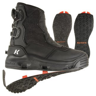 Korkers KORKERS Hatchback Wading Boots
