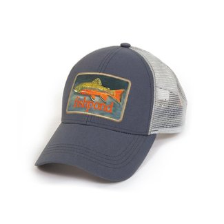 Fishpond Fishpond Brookie Trucker Hat - Dusk