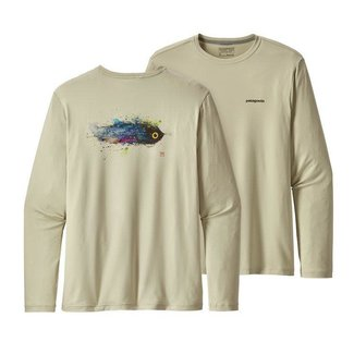 Patagonia Patagonia Men's Graphic Tech Fish Tee