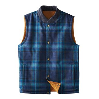 Pendleton Pendleton Men's Reversible Canvas Vest