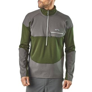 Patagonia Patagonia Men's Long-Sleeved R1 Fitz Roy 1/4-Zip