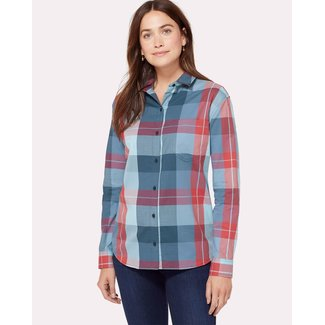 Pendleton Pendleton Women's Stevie Pleat Back Shirt - Petite