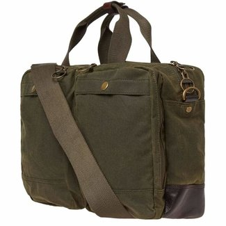 Barbour Barbour Lowerfell Business Bag Archive Olive