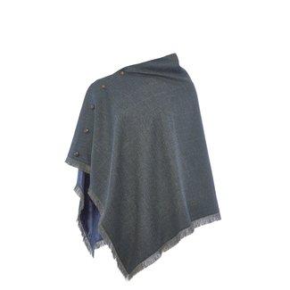 Dubarry Women's Hazelwood Tweed Poncho