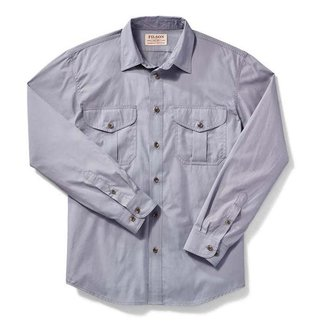 Filson Filson Long Sleeve Feather Cloth Shirt