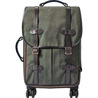 Filson Filson Rugged Twill Rolling 4-Wheel Carry On Otter Green