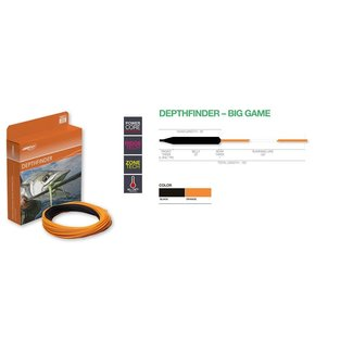 Airflo Depthfinder Big Game 400g