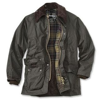 Barbour Barbour Men's Bedale Classic Wax Jacket