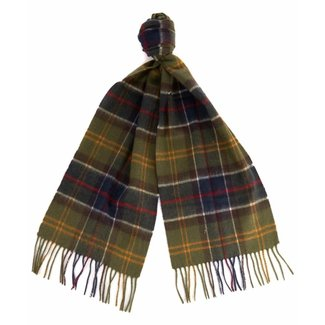 Barbour Lambswool and Cashmere Scarf