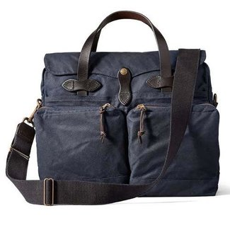Filson Filson 24-Hour Tin Briefcase Navy