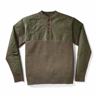 Filson Filson Men's Henley Guide Sweater