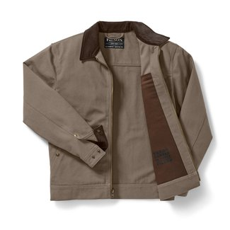 Filson Filson Men's Tacoma Work Jacket Dark Mushroom