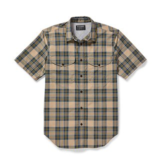 Filson Filson Men's Twin Lakes Short Sleeve Sport Shirt