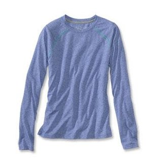 Orvis Orvis Women's Summerland DriRelease Long-Sleeved Tee