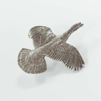 Fine Pewter Bird Pins