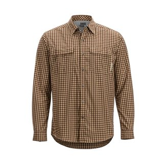 ExOfficio ExOfficio Men's BugsAway Halo Check Long-Sleeved Shirt
