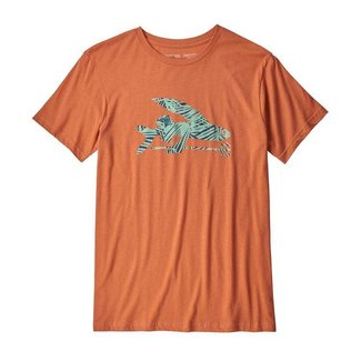 Patagonia Patagonia Men's Flying Fish Organic T-Shirt