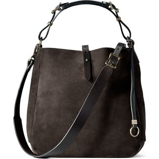 Filson Filson Rugged Suede Hobo