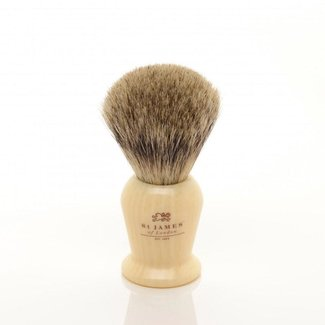 St. James of London St. James of London Pure Badger Bristle Shaving Brush