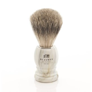 St. James of London St. James of London Super Badger Bristle Brush