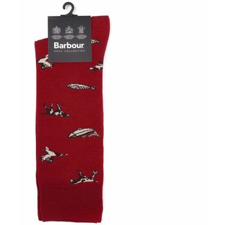 Barbour Animal Mix Socks