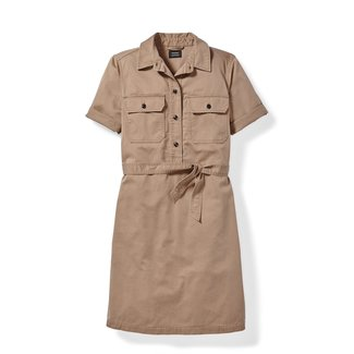 Filson Filson Women's Colville Short-Sleeve Shirt Dress