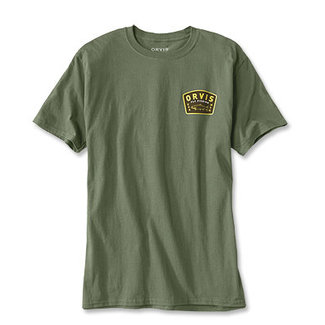 Orvis Orvis Men's Upstream Short-Sleeved Tee