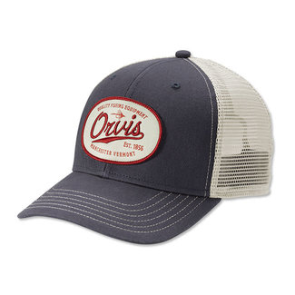 Orvis Orvis Streamside Label Trucker Hat