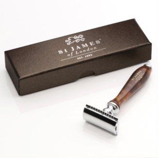 St. James of London St. James of London Safety Razor Tortoise