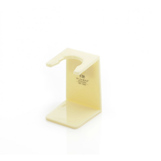 St James Plastic Brush Stand Ivory