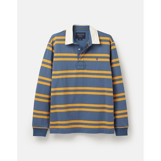 Joules Joules Onside Long Sleeve Stripe Rugby Shirt