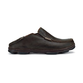 Olukai Olukai Men's Moloa - Dark Wood/Dark Wood