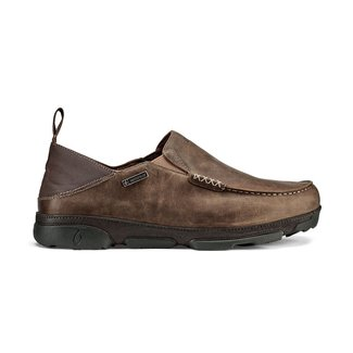 Olukai Olukai Men's Na'i Waterproof - Tan/Espresso