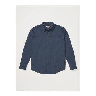 Exofficio ExOfficio Men's BugsAway Talaheim Long-Sleeve Shirt - Navy