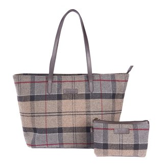 Barbour Barbour Witford Tartan Tote