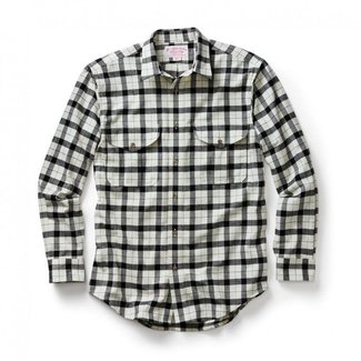 Filson FILSON Alaskan Guide Shirt Cream/Black LG