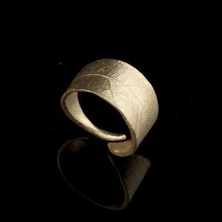 Michael Michaud Design Michael Michaud Bay Laurel Ring - Adjustable