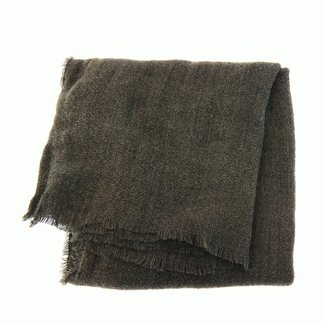 Joy Susan Heathered Eyelash Fringe Scarf