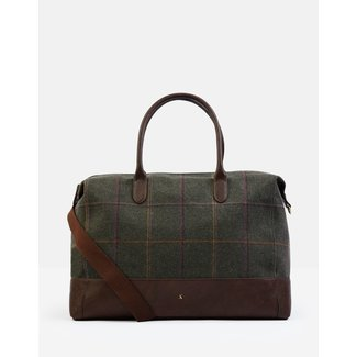 Joules Joules Paddington Tweed Weekend Bag