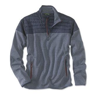 Orvis Orvis Men's Quarter-Zip Hybrid Pullover