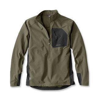 Orvis Orvis Men's LT Pro Hunting Pullover - Olive