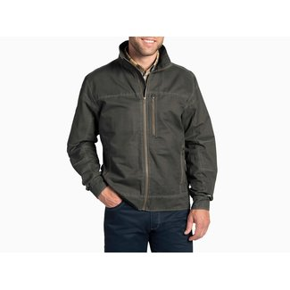 Kuhl Kuhl Men's Burr Jacket - Gun Metal