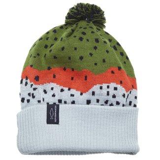 RepYourWater RepYourWater Rainbow Trout Skin Knit Hat
