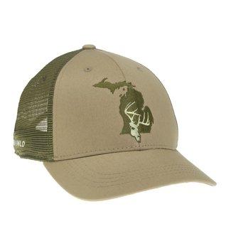 RepYourWater RepYourWater Michigan Whitetail Hat