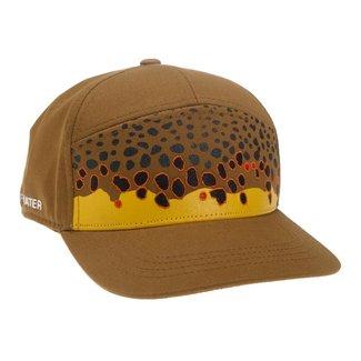 RepYourWater RepYourWater Brown Trout Skin Hat